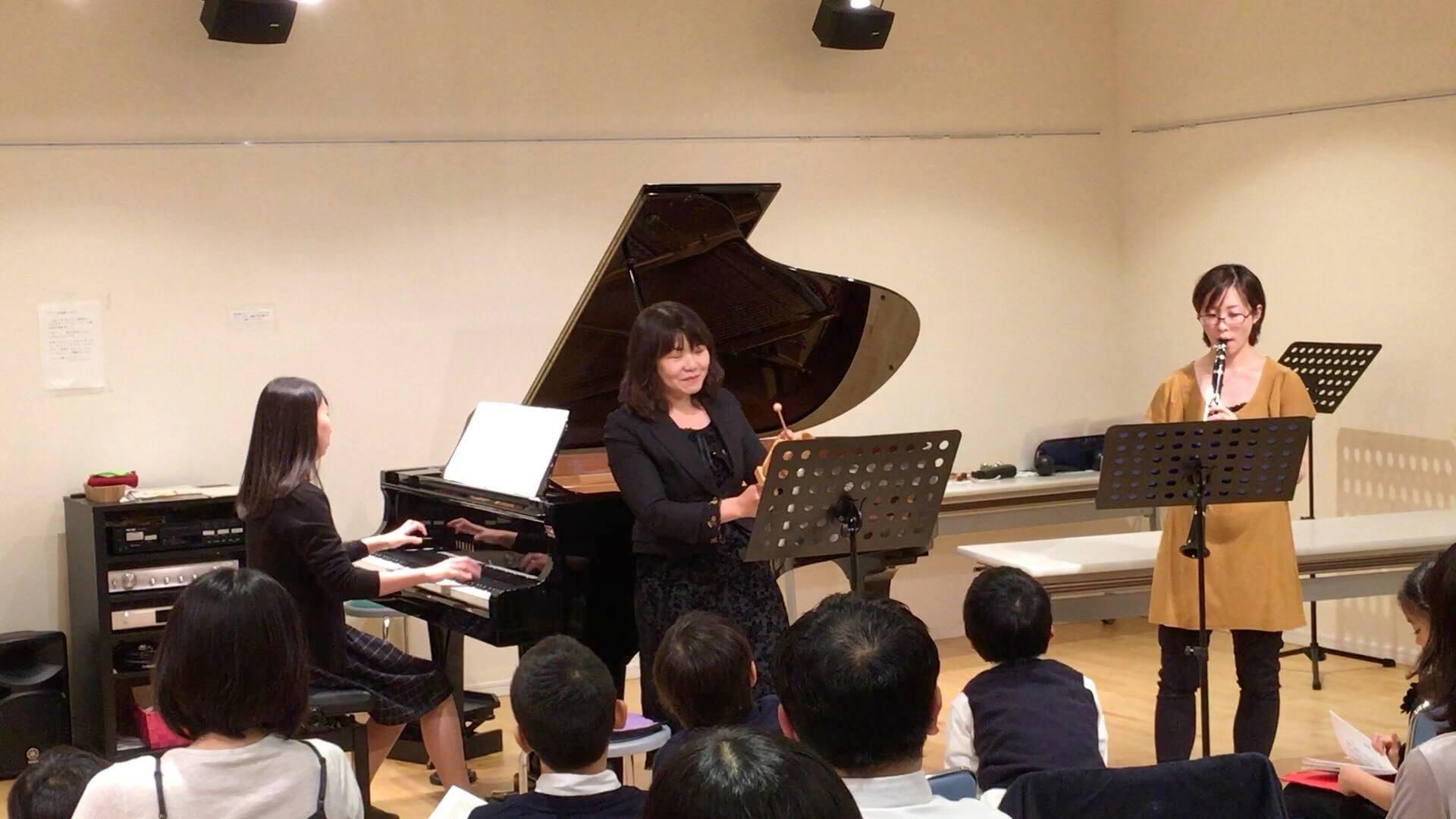 品川区ピアノ教室 個人ピアノ教室 うたの教室