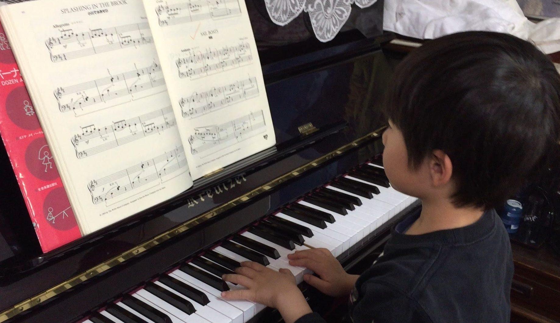 品川区ピアノ教室  ピアノ・うた・クラリネット教室
